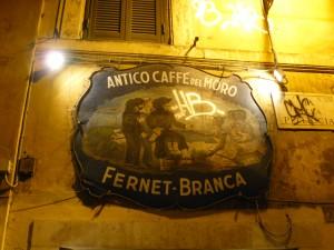 En el barrio de Trastevere hay muchos bares y restaurantes donde pasar la bella nohe romana.