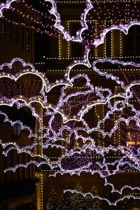 La navidad en la ciudad de Lisboa