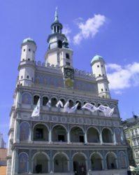 El Ayuntamiento de Poznan