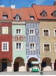 Las casas de mercaderes de Poznan