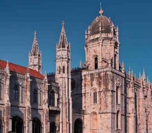 El Monasterio de los Jerónimos representa uno de los monumentos más importantes de Lisboa.