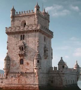 La imponente Torre de Belém es un monumento de gran valor.