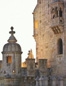 Detalle de una de las zonas de vigilancia de la famosa Torre.