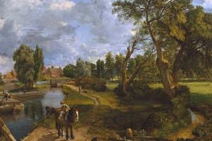 Una de las geniales obras que exhibe la fantástica Tate Gallery.