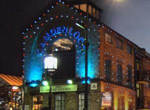 Hay algún bar interesante en la zona de Camden Lock.