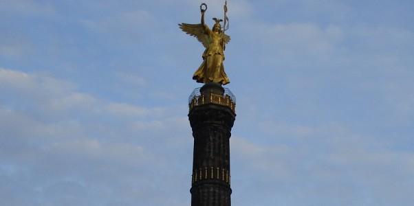 La Columna de la Victoria de Berlín