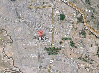 mapa de ciudad juarez