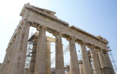 El Partenon presenta nuestra Guía de Atenas