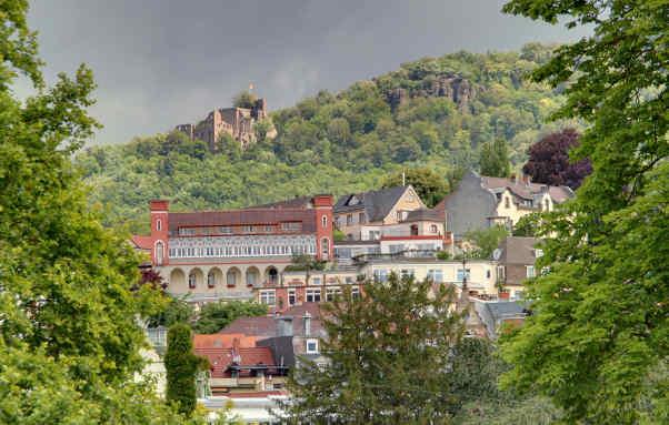 Segunda etapa Selva Negra: De Baden-Baden a Freudenstadt