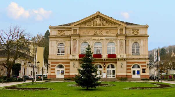 Primera etapa Selva Negra: Baden-Baden y alrededores