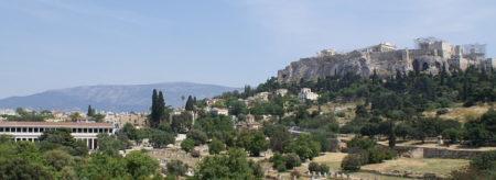 La bella ciudad de Atenas, fue origen de civilizaciones y actualmente nos deleita con su valioso y mágico patrimonio histórico artístico
