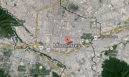 vista satelite monterrey