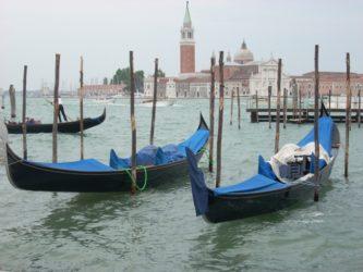 La mágica ciudad de Venecia.