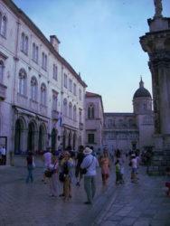 Dubrovnik, con la Catedral