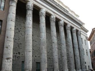 A cada paso, encontramos parte del inmenso patrimonio romano