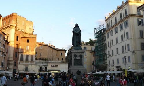 Plaza del Campo de Fiori