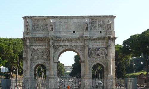 Un poco de la historia de Roma