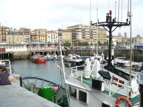 El puerto de San Sebastián está íntimamente ligado a la historia de San Sebastián.