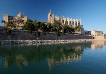Bella imagen de portada de la Guía de Palma de Mallorca