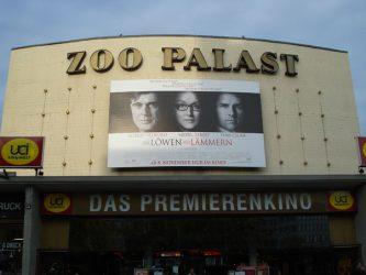 El Zoo Palast acogió la Berlinale durante años