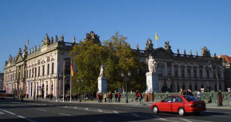 El Museo Histórico Alemán o Zeughaus