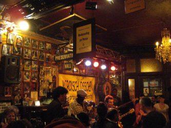 Concierto de Blues en el mítico Yorckschlösschen