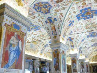 La Biblioteca Vaticana es una de las más antiguas del mundo