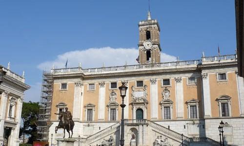 Plaza del Campidoglio