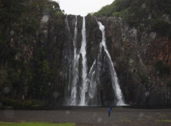 Las cascadas y estanques que encontramos en Isla Reunión son otros de los reclamos turísticos