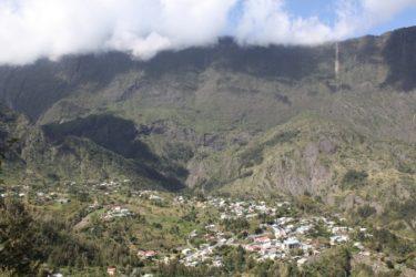 Reunión tiene principalmente dos regiones montañosas