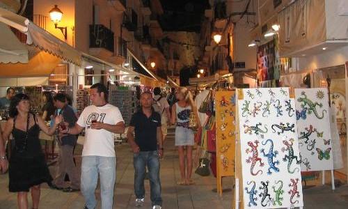 Compras en Ibiza