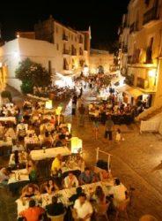 Gastronomía y donde comer en Ibiza