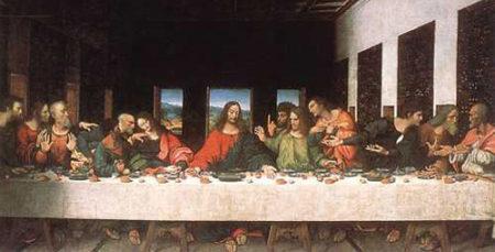 La última cena fue el primer gran acto gastronómico cristiano