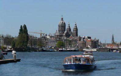 El puerto de Ámsterdam, artífice de mucha riqueza y poder