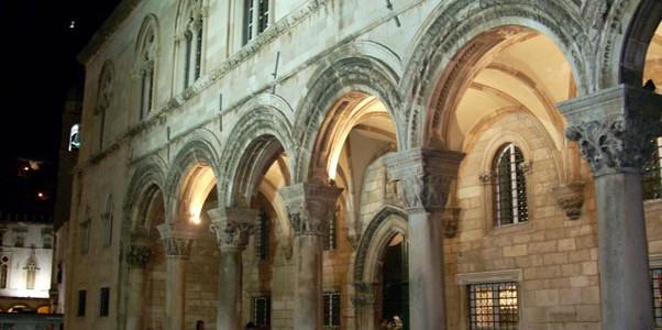 Palacio del rector de Dubrovnik
