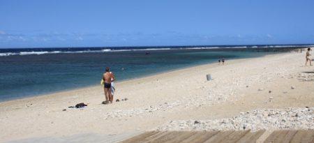 Playas de Isla de la Reunión