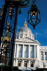 El Ayuntamiento es un hermoso edificio de la ciudad.