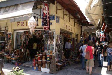 Bazares llenos de productos y souvenirs