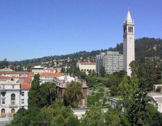 Berkeley es famosa por su importante Universidad