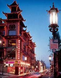 Muchos habitantes llegaban de China buscando una nueva oportunidad de trabajo