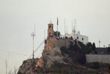 La colina de Licabeto es una bonita visita