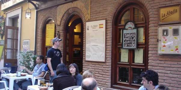Donde comer en Granada y su rica gastronomía