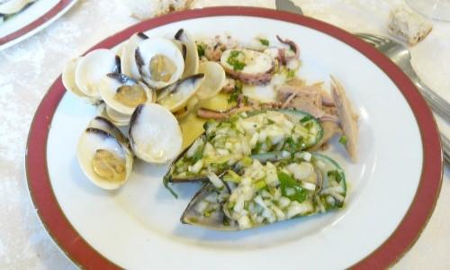 Donde comer y gastronomía de Aveiro