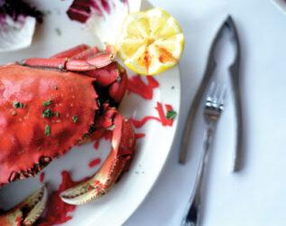 El cangrejo dungeness es una de las especialidades de su gastronomía