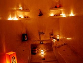 Los hamman o baños árabes forman parte de la cultura árabe, suelen ir frecuentemente a ellos