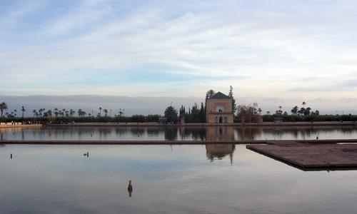 Jardines de Menara