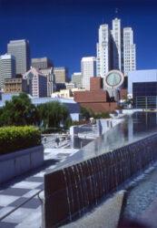Vista del Museo de Arte Moderno de San Francisco.