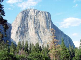 El Parque Nacional de Yosemite es otra excursión muy interesante.