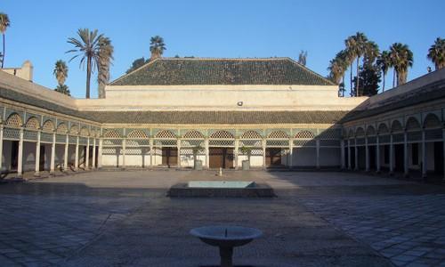 Palacio de Bahía de Marrakech