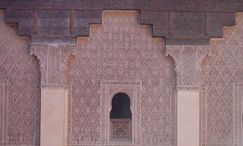 La ciudad imperial de Marrakech